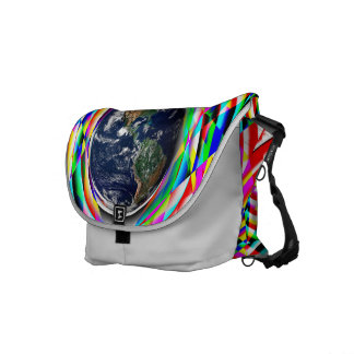 Earth Vibes Courier Bag