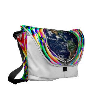 Earth Vibes Messenger Bags