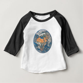 Earth View focused on the Cradle of Civilization Baby T-Shirt