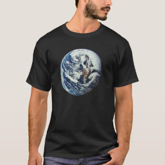 Earth View from Space T-Shirt
