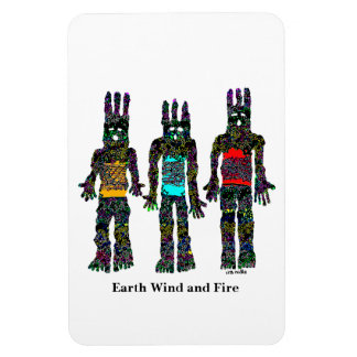 Earth Wind and Fire Magnet