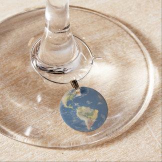 Earth Wine Charm