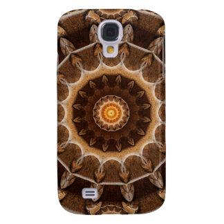 Earth Works Mandala Galaxy S4 Case
