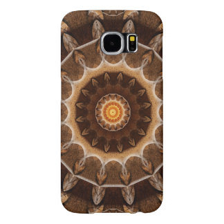 Earth Works Mandala Samsung Galaxy S6 Cases