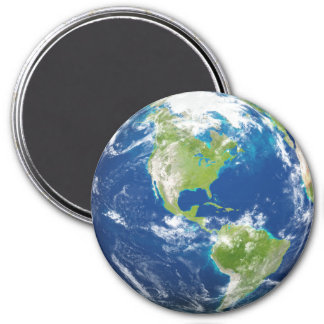 Earth World magnet
