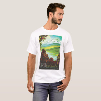 Earth - Your Oasis in Space T-Shirt