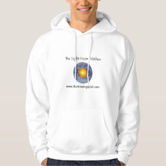 earthbabajpg, The Light From Withi... - Customized Hoodie