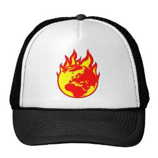 EarthBurn Trucker Hat