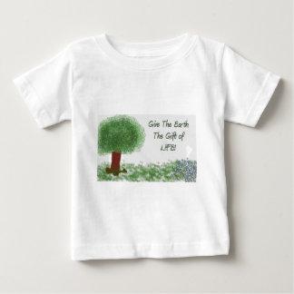 earthday 2009 tshirt