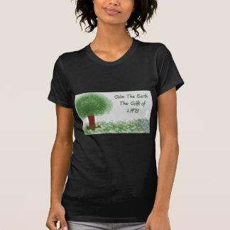 earthday 2009 shirt