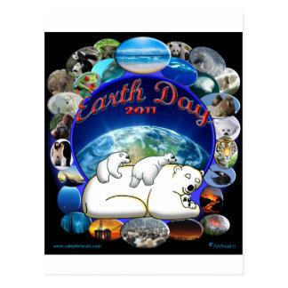 EARTHDAY 2011 POST CARD