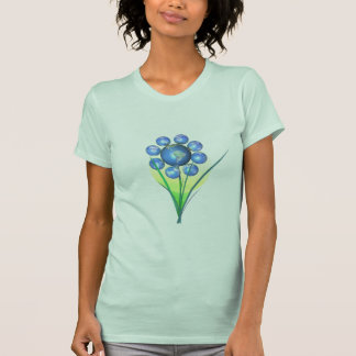 Earthday Flower T-shirts