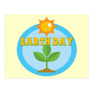 Earthday Shirts and Gifts Postcard