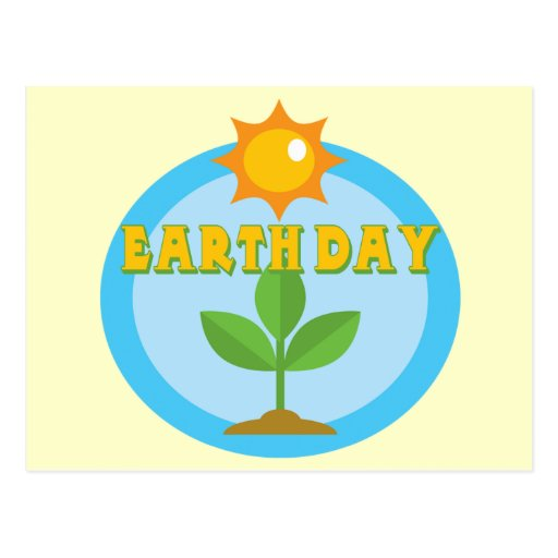 Earthday Shirts and Gifts Postcards