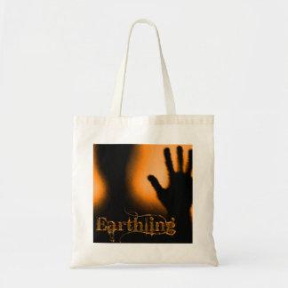 Earthling Album Cover Tote Bag
