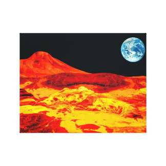 Earthly Perspective Canvas Print