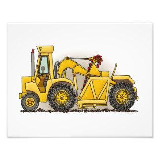 Earthmover Construction Photograph