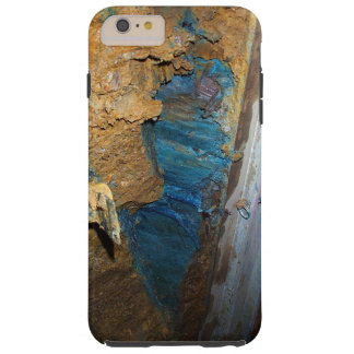 Earthquake Fault Closeup Tough iPhone 6 Plus Case
