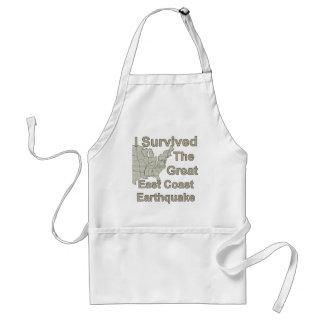 Earthquake survivor apron