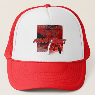 Earthquake Trucker Hat