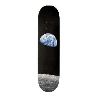 Earthrise - Apollo 8 Skate Board