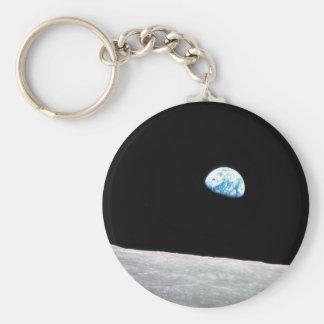 Earthrise Key Ring