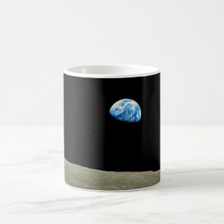 Earthrise taken by the Apollo 8 Mission Coffee Mug