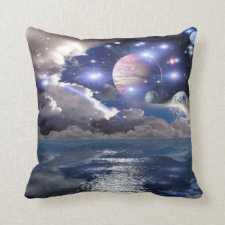 Earth's Ascension. Cushion