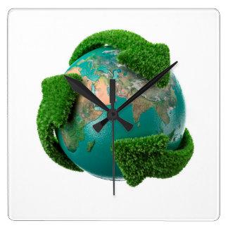 Earth's rotation clocks