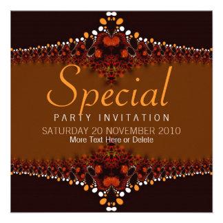 EarthTribe 2 Special Occassion Invitation