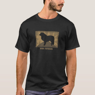 Earthy Great Pyrenees T-Shirt