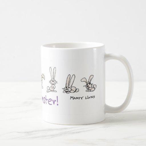 EAS-006 Hoppy Easter Coffee Mugs