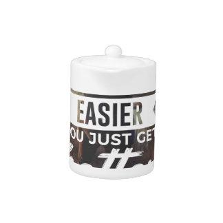 Easier Stronger Better