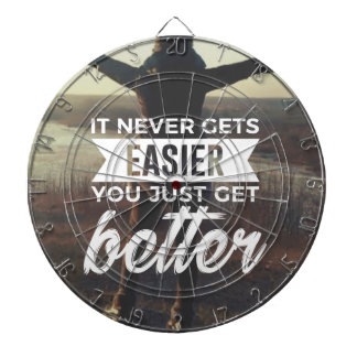 Easier Stronger Better Dartboard