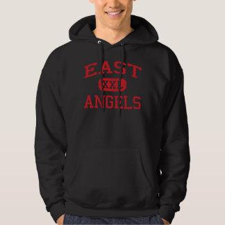 East - Angels - East High School - Denver Colorado Hoodie