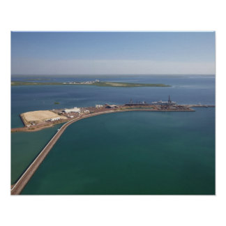 East Arm Port, Darwin Harbour Posters