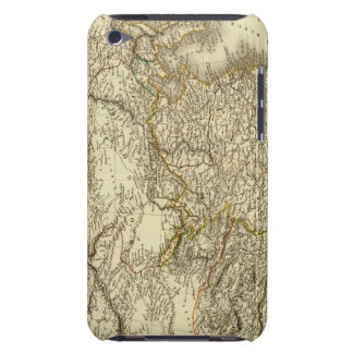 East Asia, China, Japan iPod Touch Case