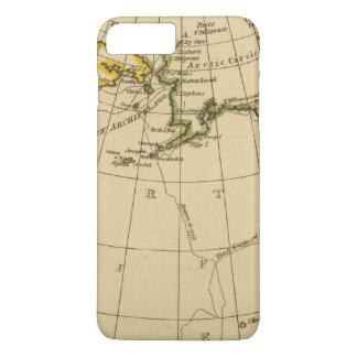 East Asia, West North America iPhone 7 Plus Case