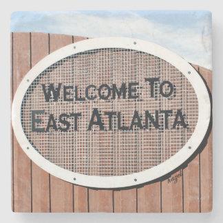 East Atlanta Welcome, New Sign, Atlanta  Coasters