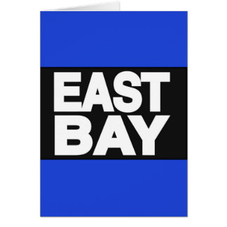 East Bay 2 Blue Card