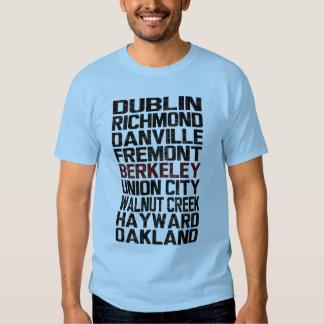 East Bay Berkeley T-shirt