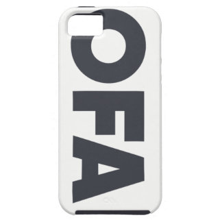 East Bay OFA logo iphone 5/5S phone case