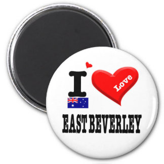 EAST BEVERLEY - I Love Magnet