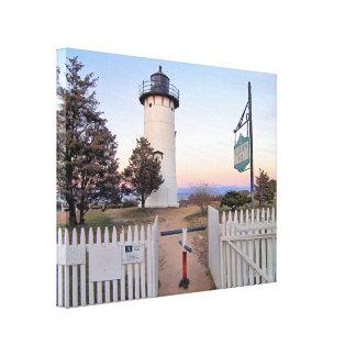 East Chop Lighthouse, Massachusetts Canvas Print