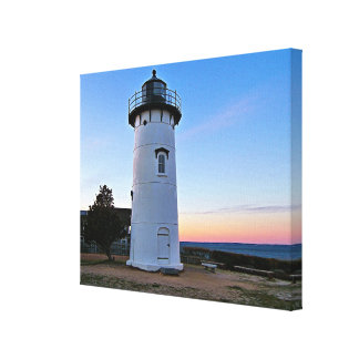 East Chop Lighthouse, Massachusetts Canvas Print