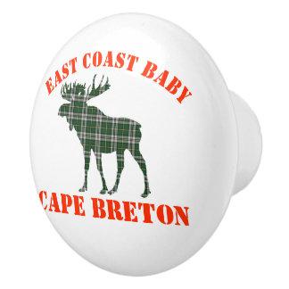 East Coast Baby moose  Cape Breton   drawer pull