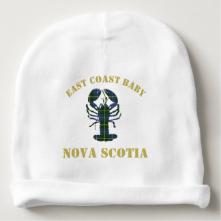 East Coast Baby Nova Scotia lobster Beanie hat Baby Beanie