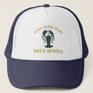 East Coast Baby Nova Scotia lobster hat