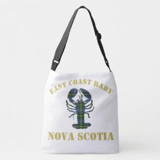 East Coast Baby Nova Scotia Lobster tartan Bag