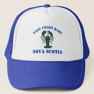 East Coast Baby Nova Scotia Lobster tartan hat